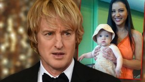 Owen Wilson Wearing Tux, Inaet Daughter Lyla and Ex Girlfriend Varunie Vongsvirates