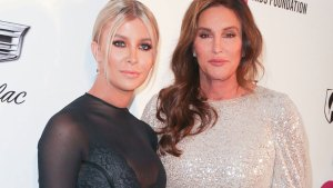 Sophie Hutchens and Caitlyn Jenner on Red Carpet