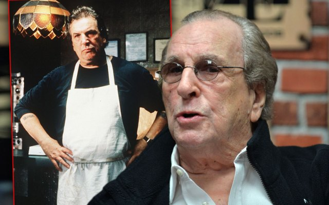 "Inset of Danny Aiello in 'Do The Right Thing""- Danny Aiello Took Shattering Secret To The Grave!"
