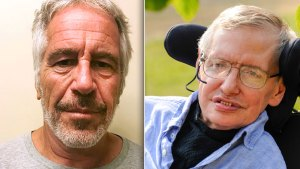 Inside Jeffrey Epstein's Orgy Island Summit With Stephen Hawking