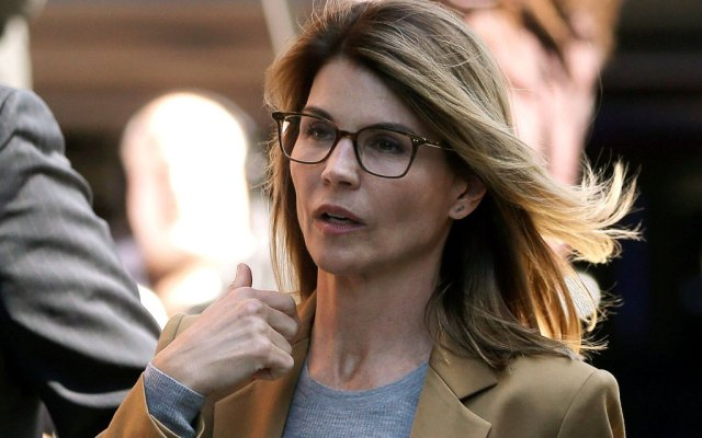 Lori Loughlin Desperate For Prison Tips from Ex-Cons!