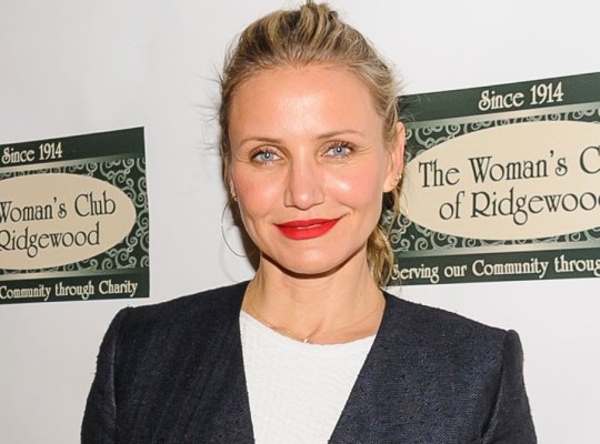 Cameron Diaz's Complete Baby Makeover Safeguards Home and Health For Her New Family!