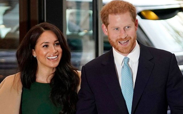Cashing In? Prince Harry & Meghan Markle Offered Job As Faces Of 'Tax Reduction' In U.S.