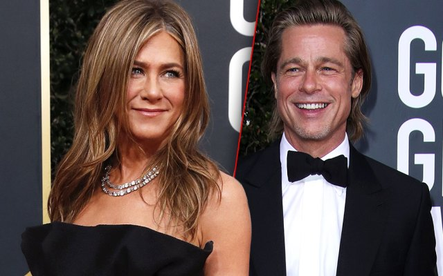 Brad Pitt And Jennifer Aniston Start Again After His Apologies!