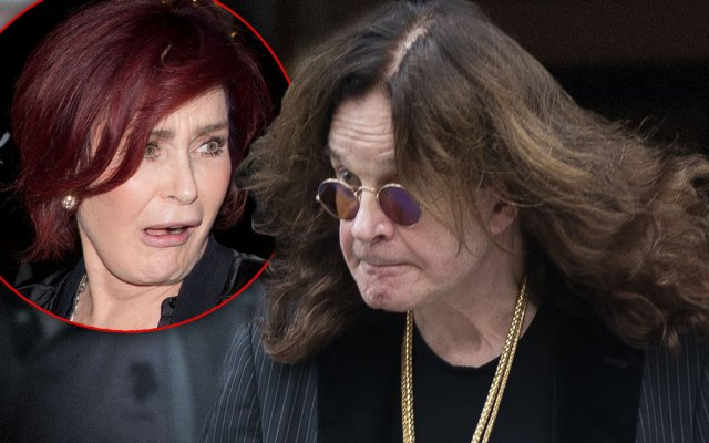 Ozzy Osbourne Begging To Die - Doesn't Recognize Wife Sharon Osbourne!