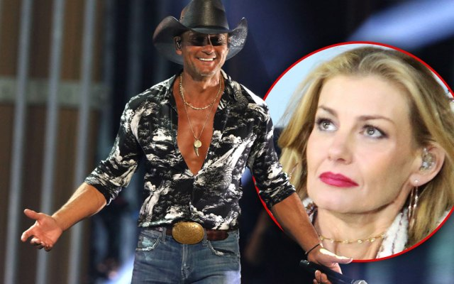 Faith Hill's Fears Over Tim McGraw's Solo Tour!