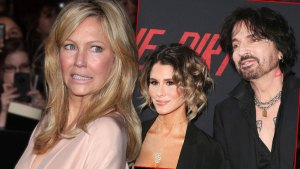 Heather Locklear A Pawn In Tommy Lee's New Bride Brittany Furlan's Game