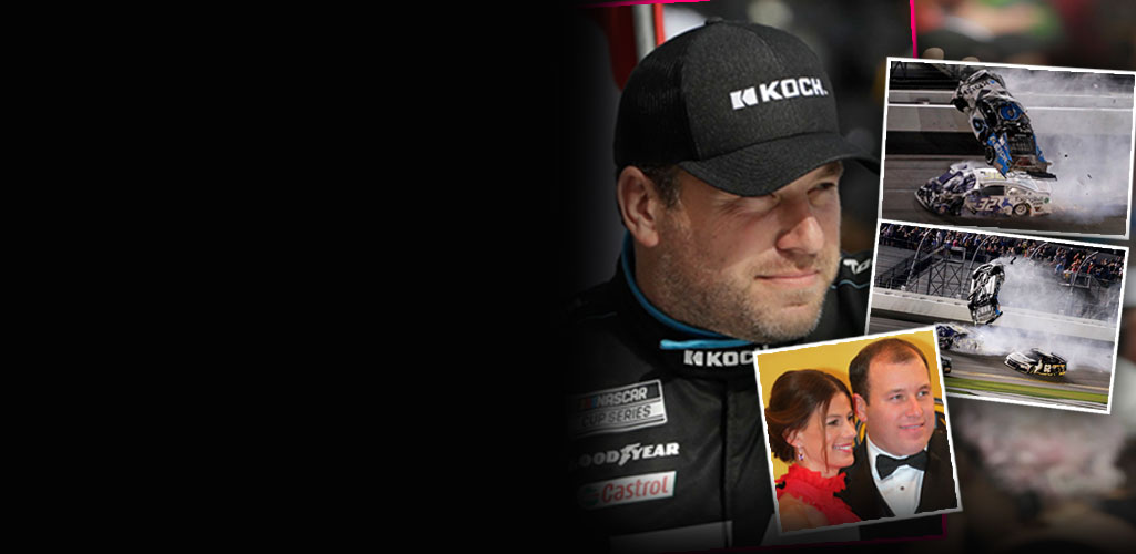 NASCAR Star Ryan Newman Crashed Days After He Split With Wife Krissie!