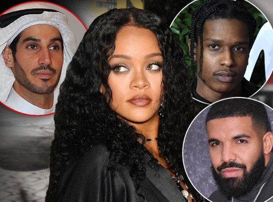 Heartbroken Rihanna's Family Wants Her Back in Barbados After Splitting With Hassan!
