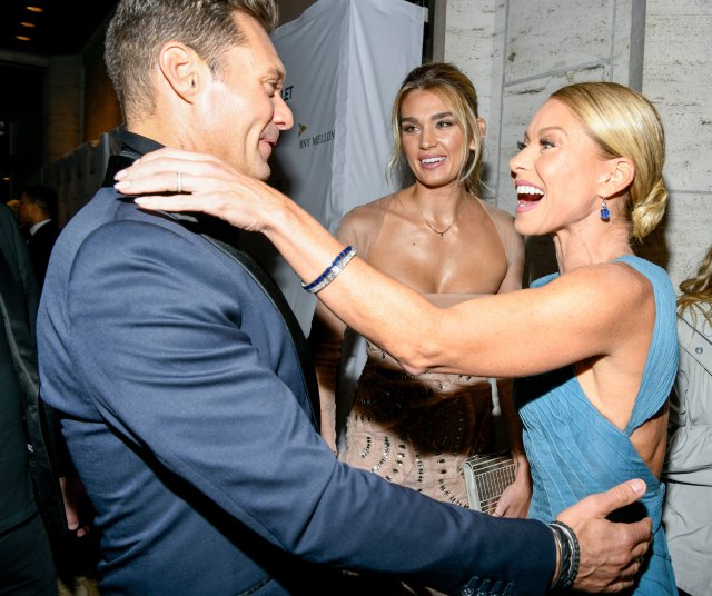 Kelly Ripa, Ring Time For Ryan - Seacrest Ready To Propose To Shayna Taylor!