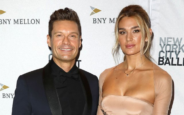 Ring Time For Ryan - Seacrest Ready To Propose To Shayna Taylor!