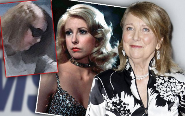 Tough Times For Teri Garr - Tootsie Star Can Barely Walk!