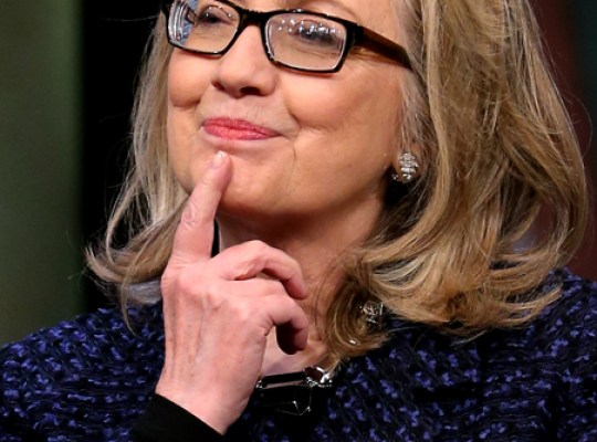 WORLD EXCLUSIVE: INSIDE HILLARY CLINTON's SHOCKING $25 MILLION TELL ALL thumbnail