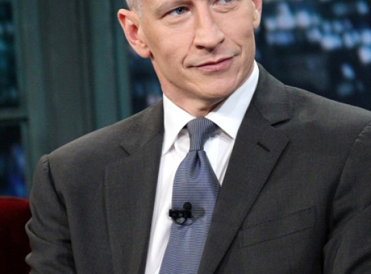 ANDERSON COOPER SET TO WED thumbnail