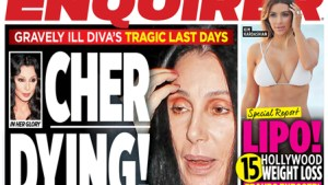 Cher Dying Tragic Last Days