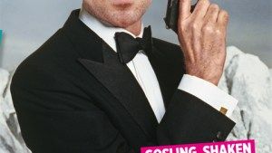 Ryan Gosling New James Bond