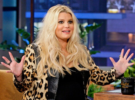 JESSICA SIMPSON POST-BABY WEIGHT HELL thumbnail