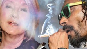 Martha Stewart, Snoop Dogg