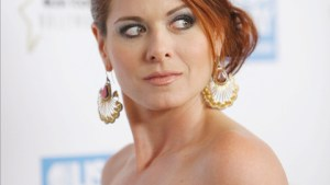 Hot shocker for Debra Messing: BURN, BABY, BURN! thumbnail