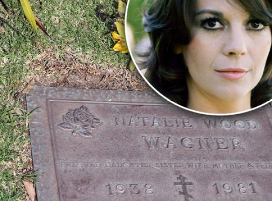 Dig Up Natalie Wood's Body Now | National Enquirer