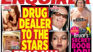 Hollywood Drug Dealer Tells All
