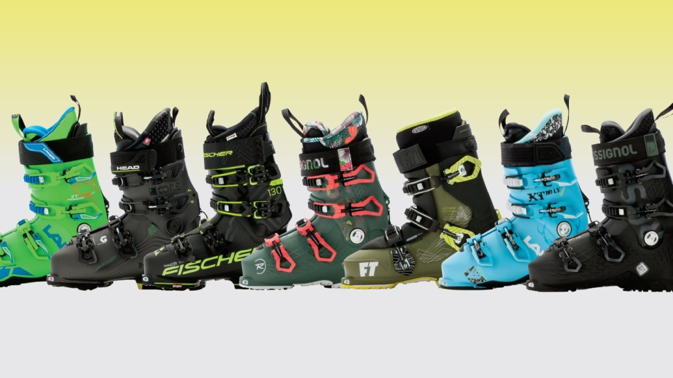 4a59486e9cc The Best Hybrid Ski Boots with Walk Mode of the 2019
