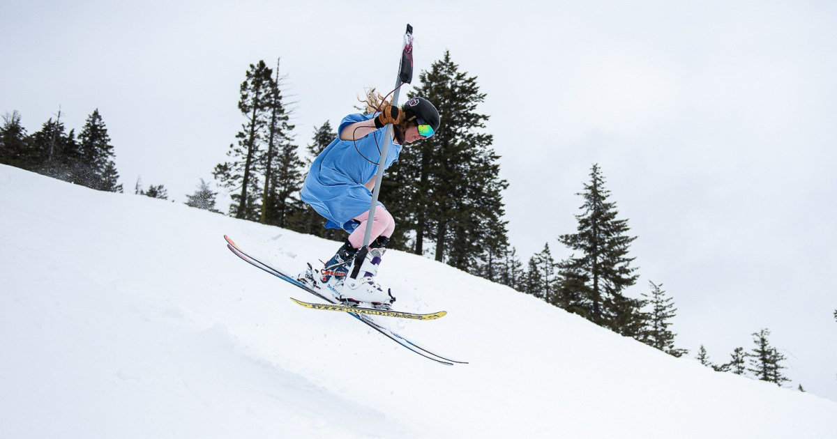 Light and Dry Ski Photos to Brighten Your Week