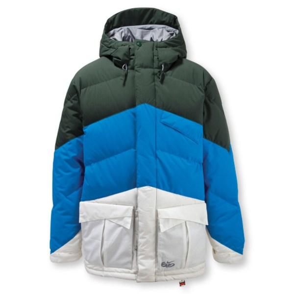 camuflaje cuscús clima  Nike 6.0 Snowboard Jackets 2011   SNOWBOARDER Magazine