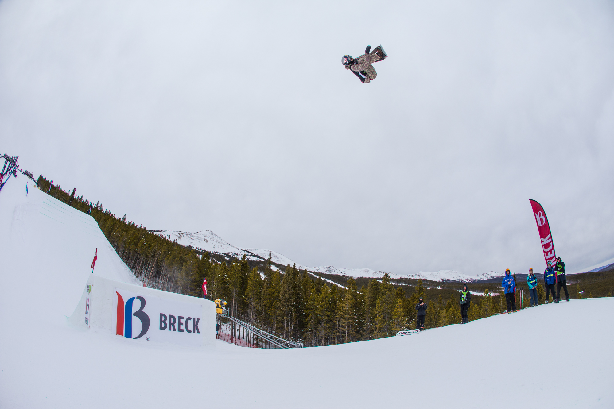 Mark McMorris. Dew Tour 17 Yoshida 55