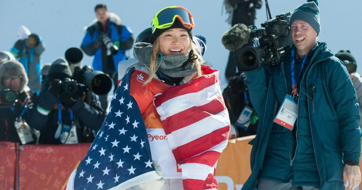 Chloe Kim Opens Up About Racist Remarks Online and Speaking Out Now