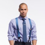 Actor Bryton  James