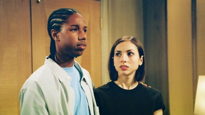 MICHAEL B. JORDAN AND EDEN RIEGEL