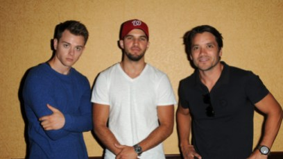 GENERAL HOSPITAL Fan Club Weekend   Corinthos Brothers Event