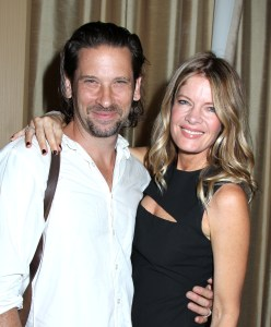 Roger Howarth & Michelle Stafford General Hospital Fan Club Luncheon 2016 Held at the Embassy Suites by Hilton on July 30, 2016. @Steven Bergman