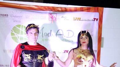 """MOD A.D. Fundraiser at Eight4Nine Restaurant & Lounge"