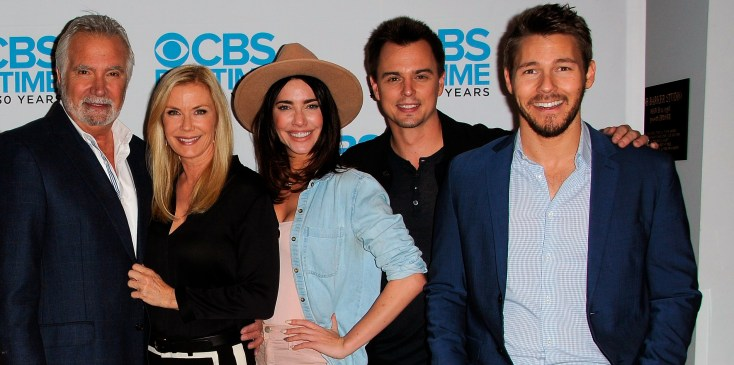 bb cast at hollywood christmas parade this weekend soap opera digest - Cast Of Petes Christmas