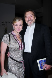 "Joe Mascolo, Alison Sweeney Ken Cordays Memoir ""The Days of our Lives: The True Story of One Familys Dream and the Untold History of Days of our Lives"" Launch Party Paley Center for Media Beverly Hills 4/29/10 © Jill Johnson/jpistudios.com 310-657-9661"