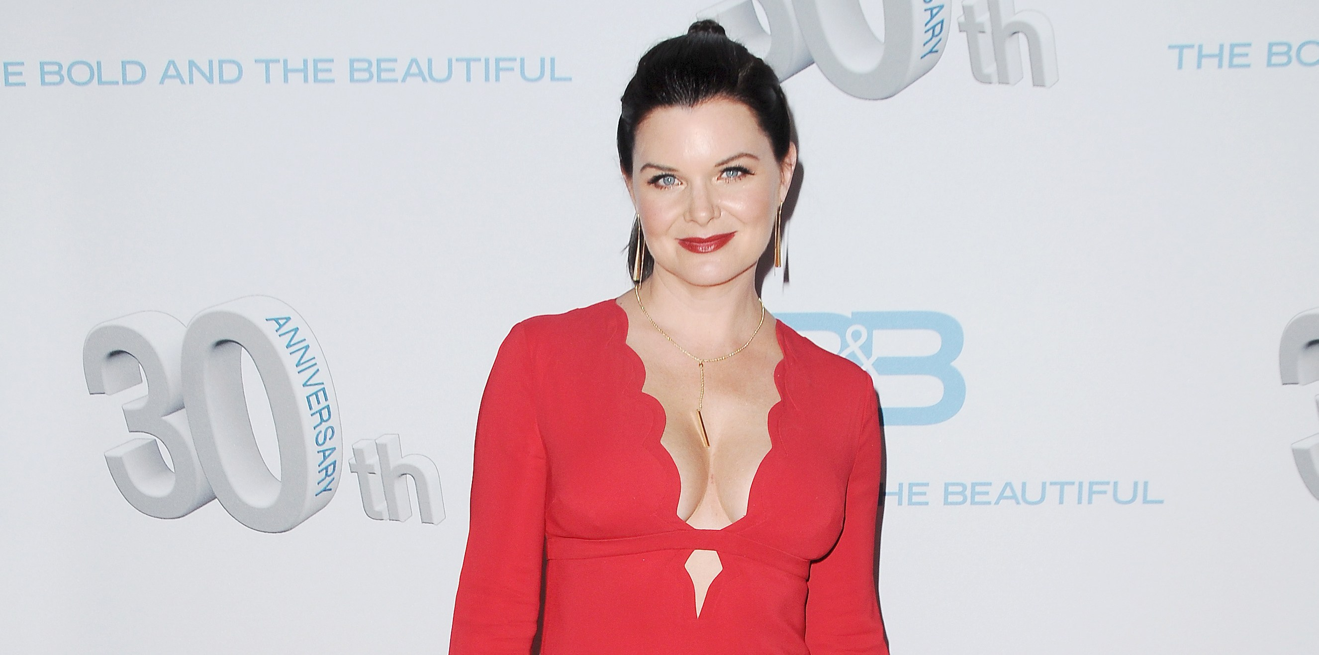 THE BOLD AND THE BEAUTIFUL Celebrate 30 Years Arrivals