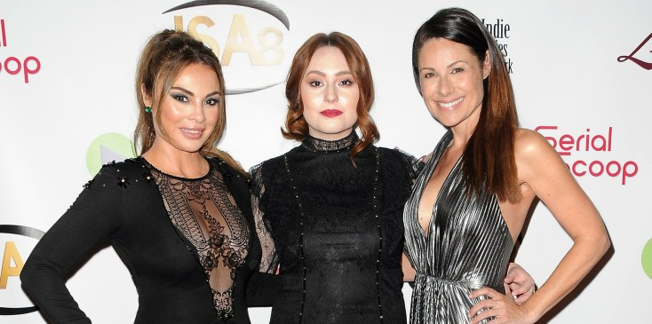 The 8th Annual Indie Series Awards ( ISA Awards ) Arrivals
