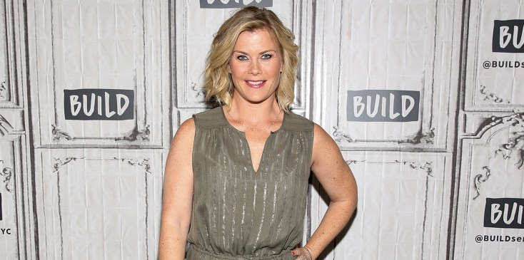 Build Presents Alison Sweeney Discussing Her Upcoming Projects