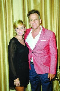 GENERAL HOSPITAL Fan Club Weekend   Kin Shriner and Maura West Event
