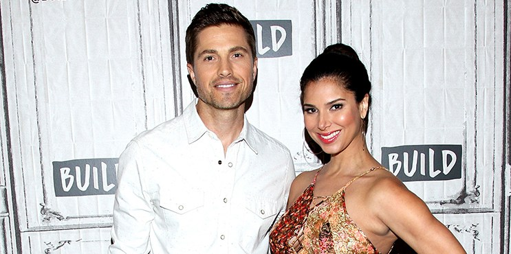 "Build Presents Roselyn Sanchez And Eric Winter Discuss Their Bilingual Children's Book ""Sebi and the Land of Cha Cha Cha"""