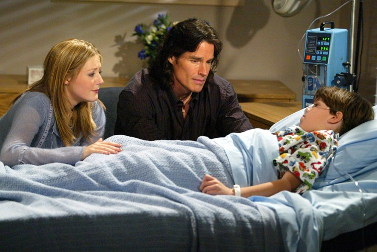 Picture This: B&B's Thomas's Life In Photos - Soap Opera Digest