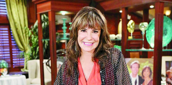 """The Young and the Restless"" Set Celebrating Jess Walton 30th Year on the Show"