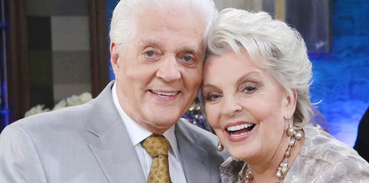 """Days of our Lives"" Set Wedding"