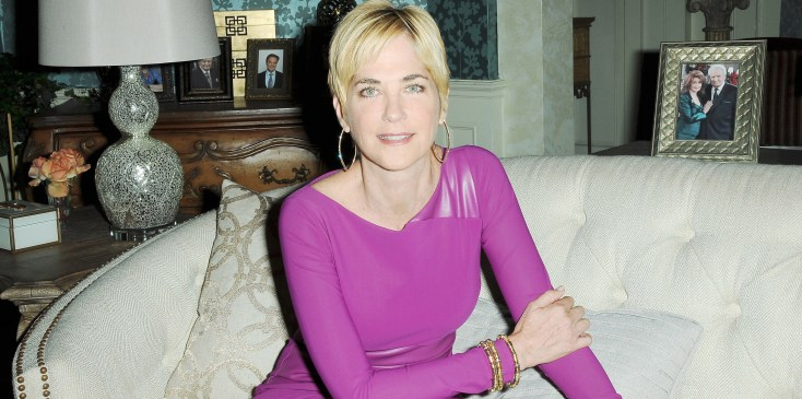 """Days of our Lives"" Set with Kassie DePaiva"