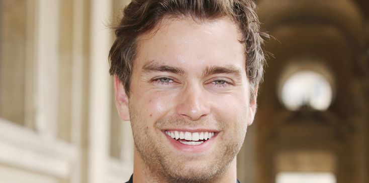 Pierson Fode Vacationing in Paris for the First Time
