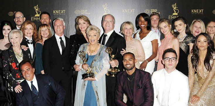 45th annual Daytime Emmy Awards   Press Room