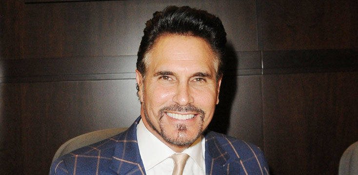 "Don Diamont Book Signing for ""My Seven Sons and How We Raised Each Other"""