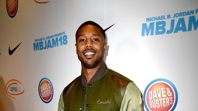 Michael B. Jordan And Lupus LA Present 2nd Annual MBJAM18   Red Carpet